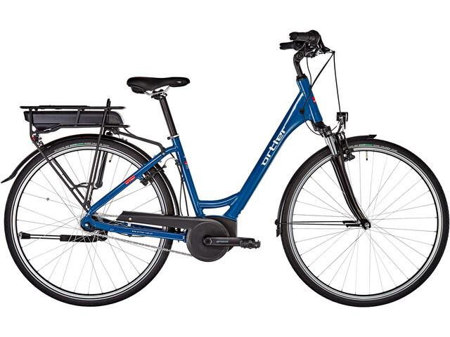 Ortler Wien E-trekkingcykel Wave blå (2019) | City-cykler